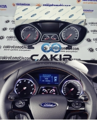 FORD FOCUS ST GÖSTERGE PANELİ CM5T-10849-AKF