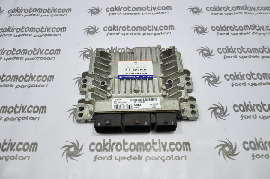FORD CONNECT MOTOR KONTROL BEYNİ AT11-12A650-BF