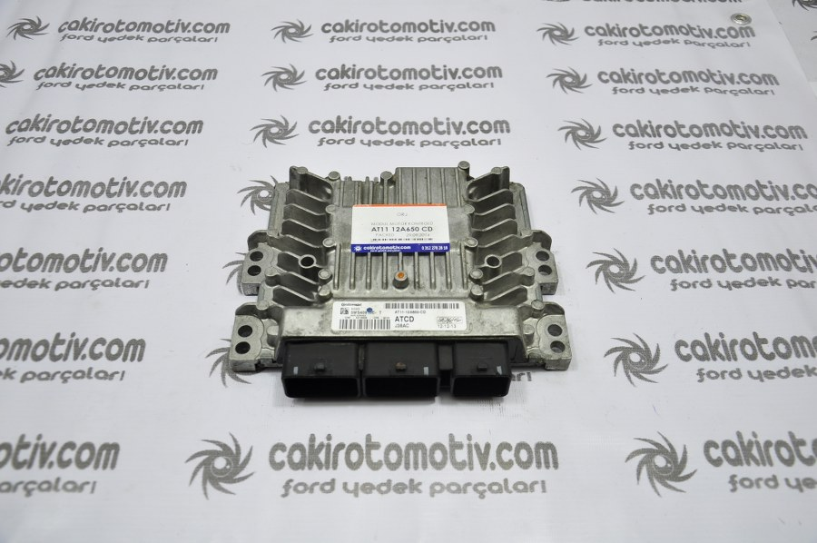 FORD CONNECT MOTOR KONTROL BEYNİ AT11-12A650-CD
